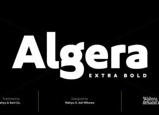 Algera Font