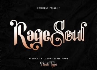 RageSoul Font