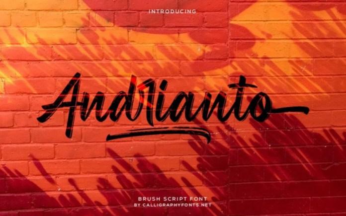 Andrianto Font