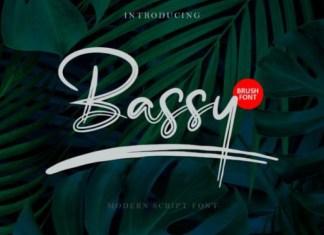 Bassy Font