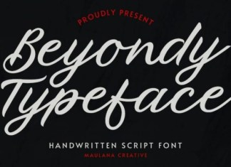 Beyondy Font