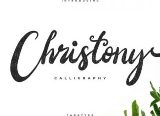 Christony Font
