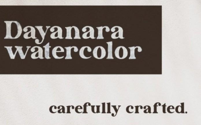Dayanara Font