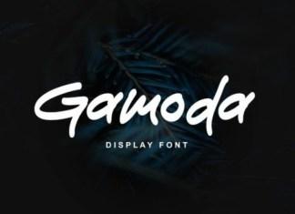 Gamoda Font