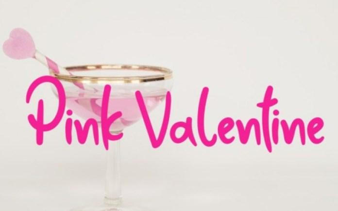 Love February Font