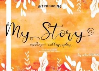 My Story Font