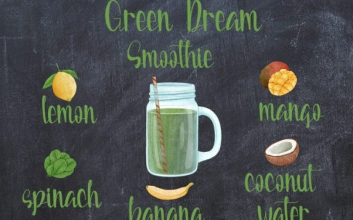 Smoothies Font