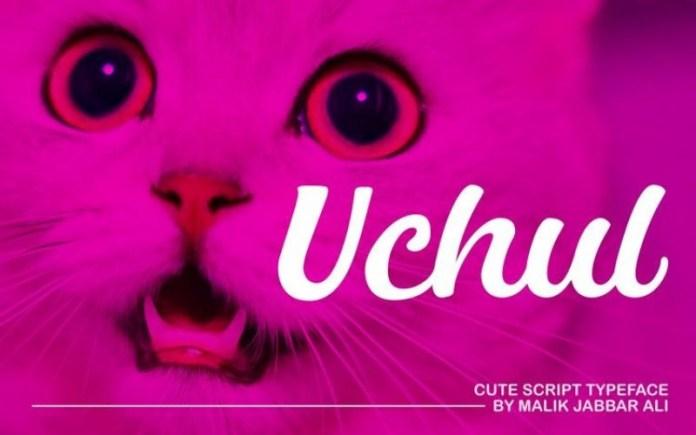 Uchul Font
