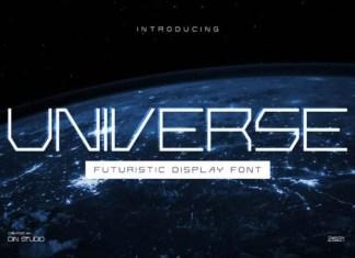 Universe Font