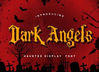 Dark Angels Font