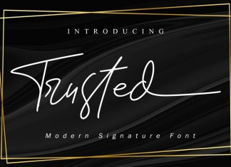 Trusted Font