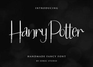 Hanry Potter Font