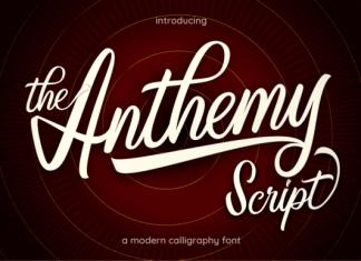 Anthemy Font