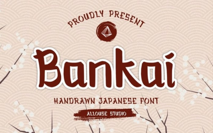 Bankai Font