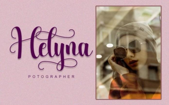 Belyna Font