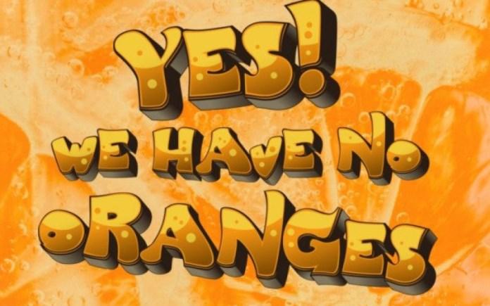 BigPartyO2 Orange Font