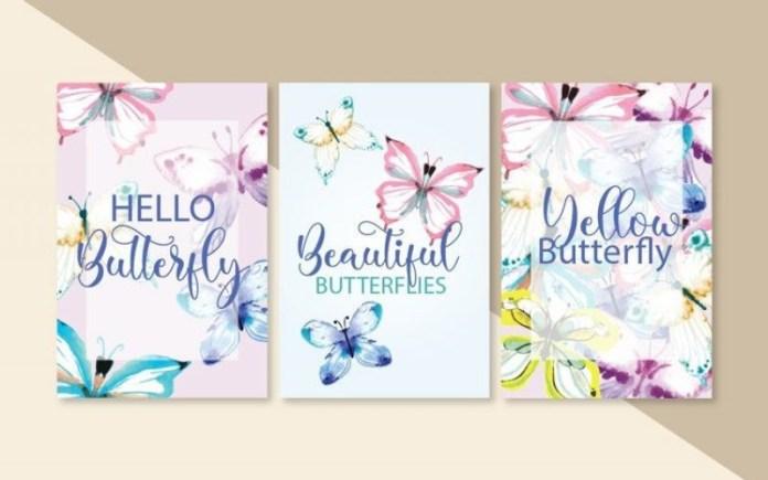 Butterfly Garden Font
