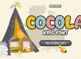 Cocola Font