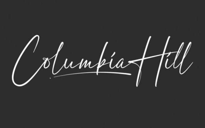 Columbia Hill Font