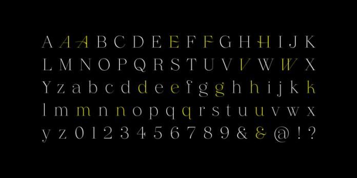 Revaux Font