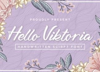 Hello Viktoria Font