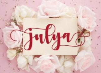 Julya Font