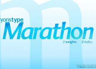 LT Marathon Font