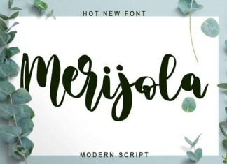 Merijola Font