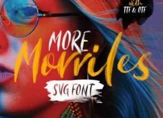 Morriles Font