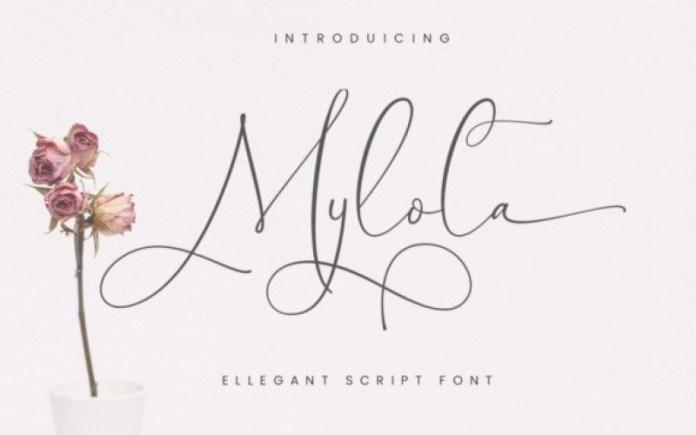 Mylola Font