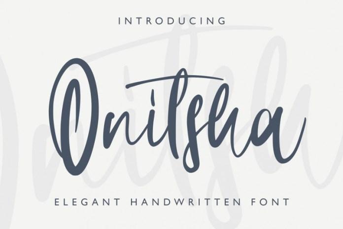 Onitsha Font
