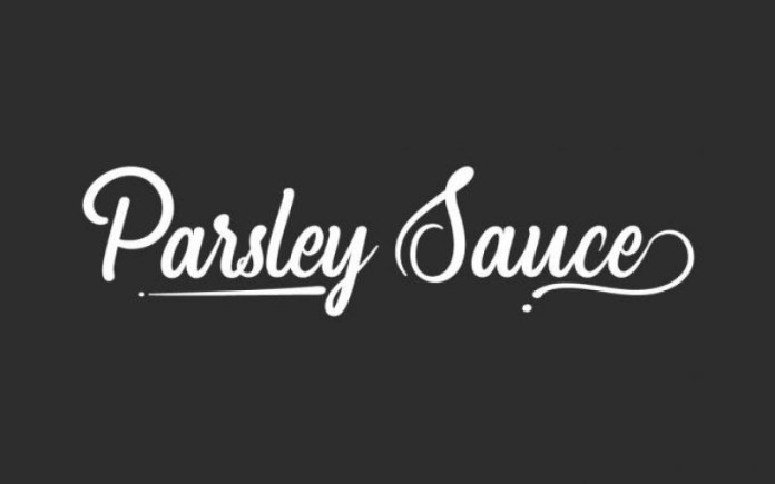 Parsley Sauce Font