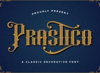 Prastico Font