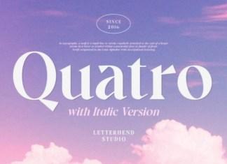 Quatro Font