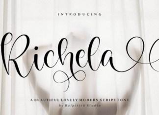 Richela Font