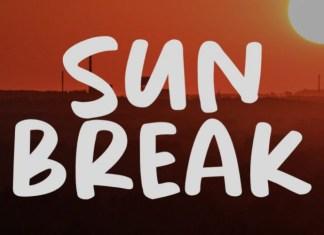 Sunbreak Font