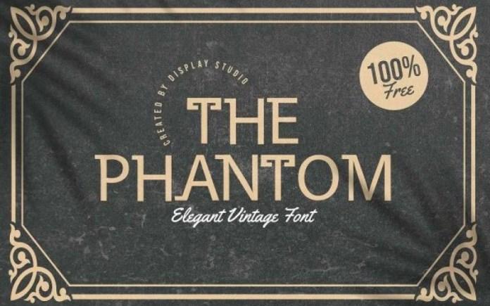 The Phantom Font