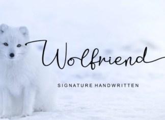 Wolfriend Font