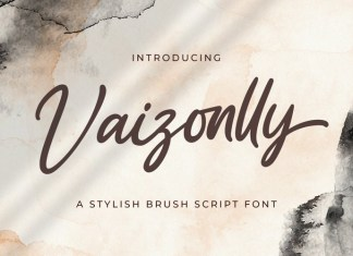 Vaizonlly Font