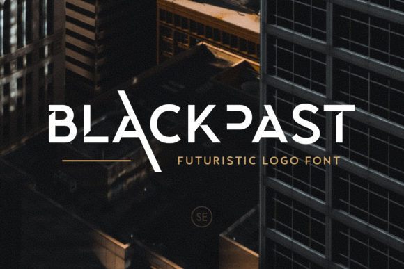 Blackpast Display Font
