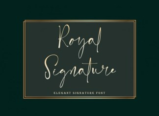 Royal Handwritten Font
