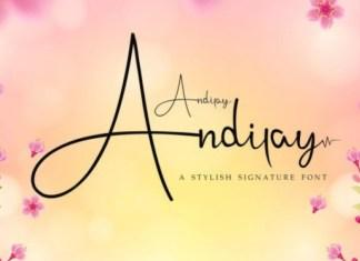 Andilay Font