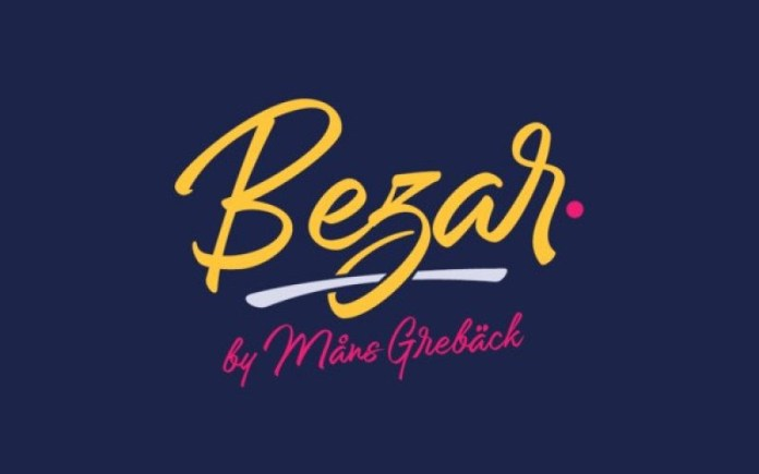 Bezar Brush Font