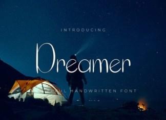 Dreamer Display Font