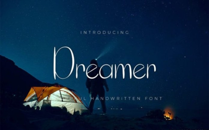 Dreamer Display Font