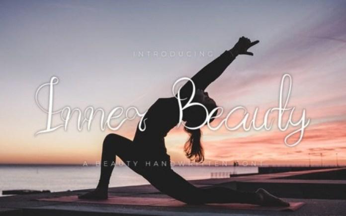 Inner Beauty Script Font