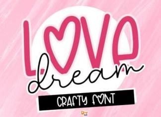 Love Dream Font