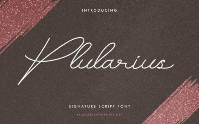 Plularius Font