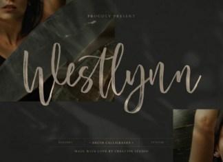 Westlynn Script Font
