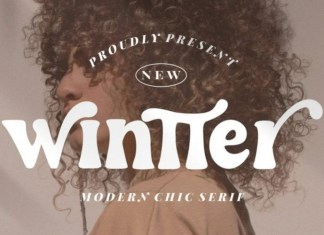 Wintter Serif Font